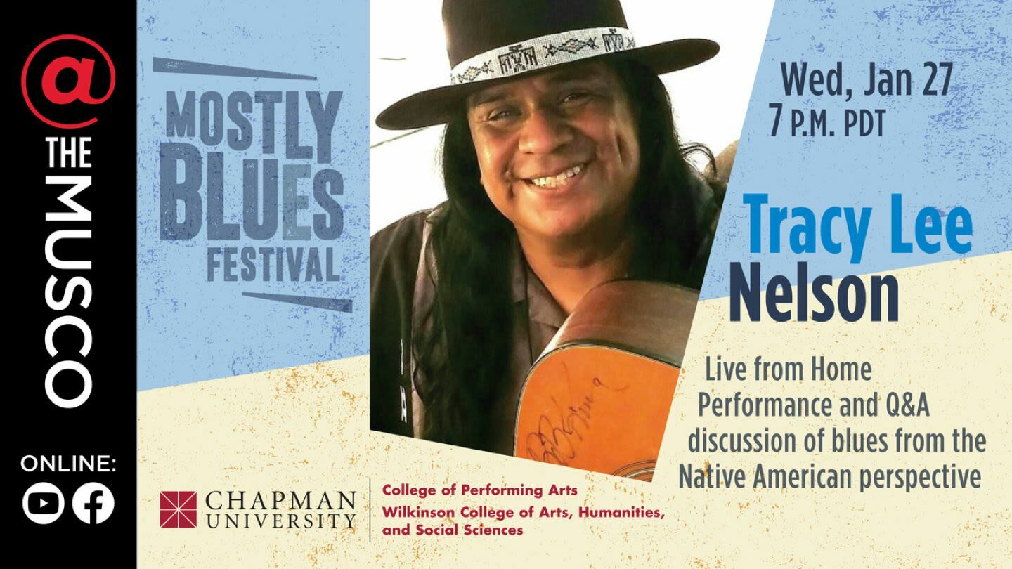 Tracy Lee Nelson: Live from Home