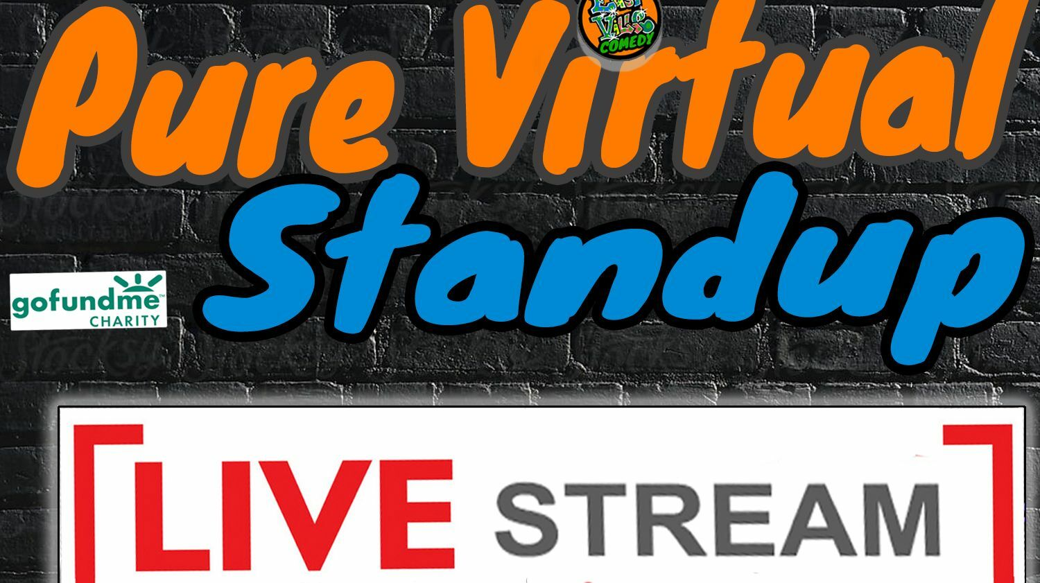 Pure Virtual Standup - Stand-Up Comedy Live-Stream feat. Carmen Lynch