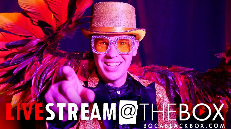 "Elton Live! The Ultimate Tribute | ""Livestream @ The Box"""