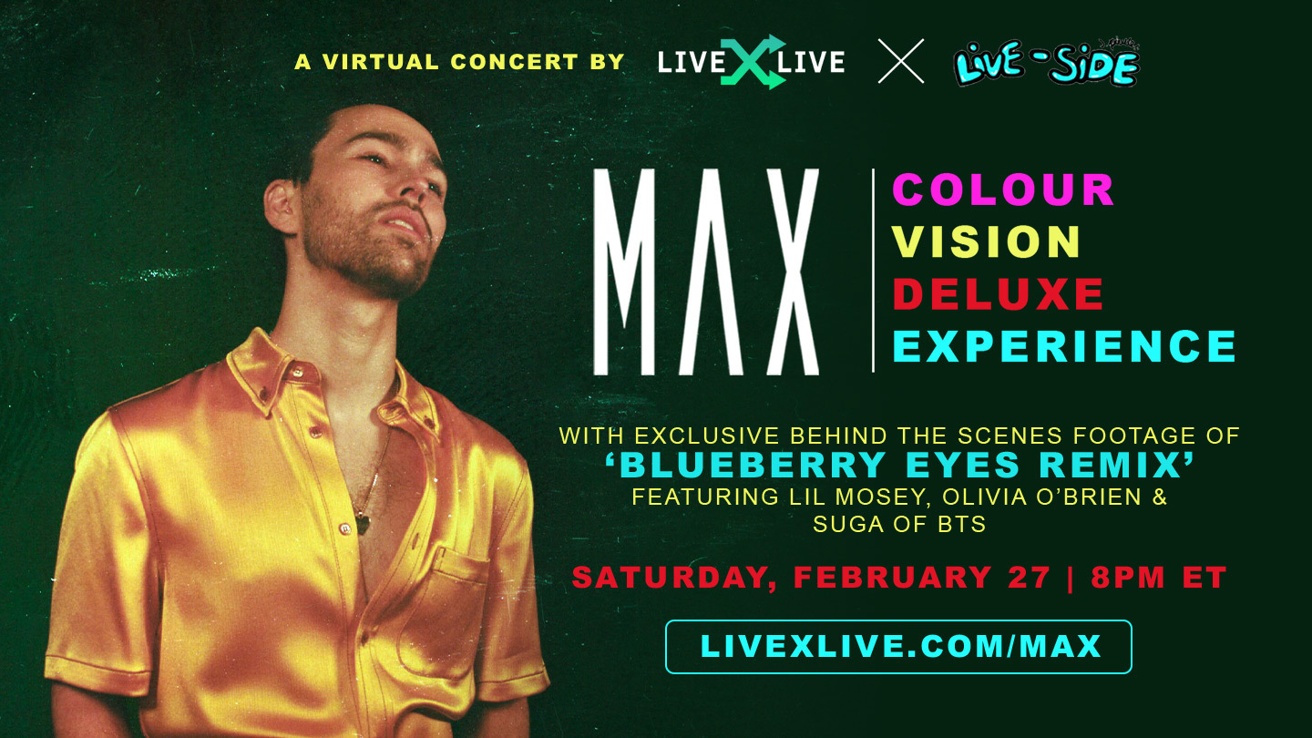 Max's Colour Vision Deluxe Experience - Online