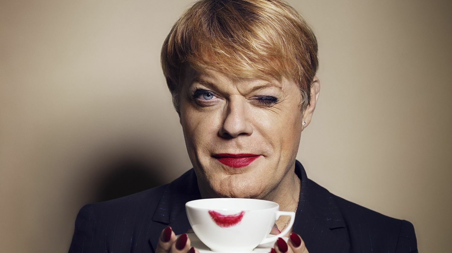 Eddie Izzard in a Global Online Conversation with Elliott Forrest