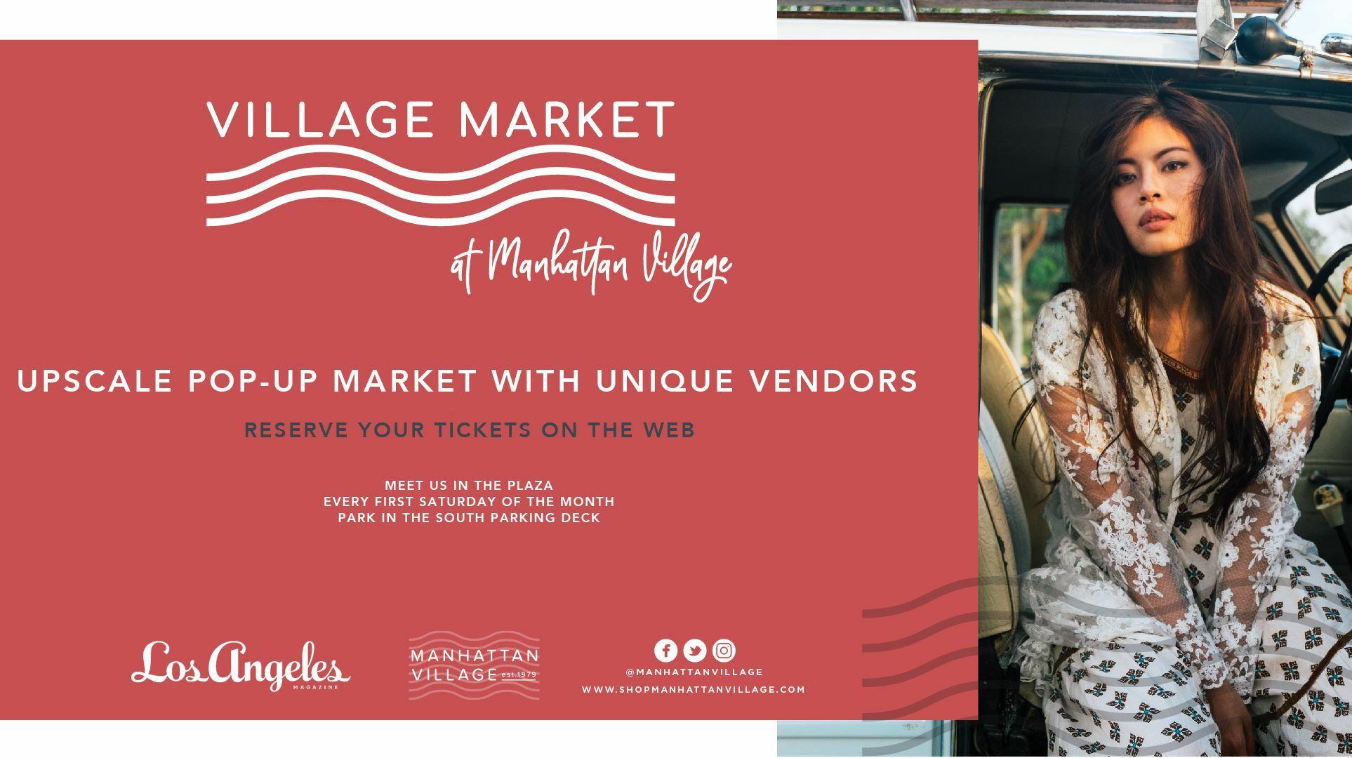 Village Market by Manhattan Village Shopping Center