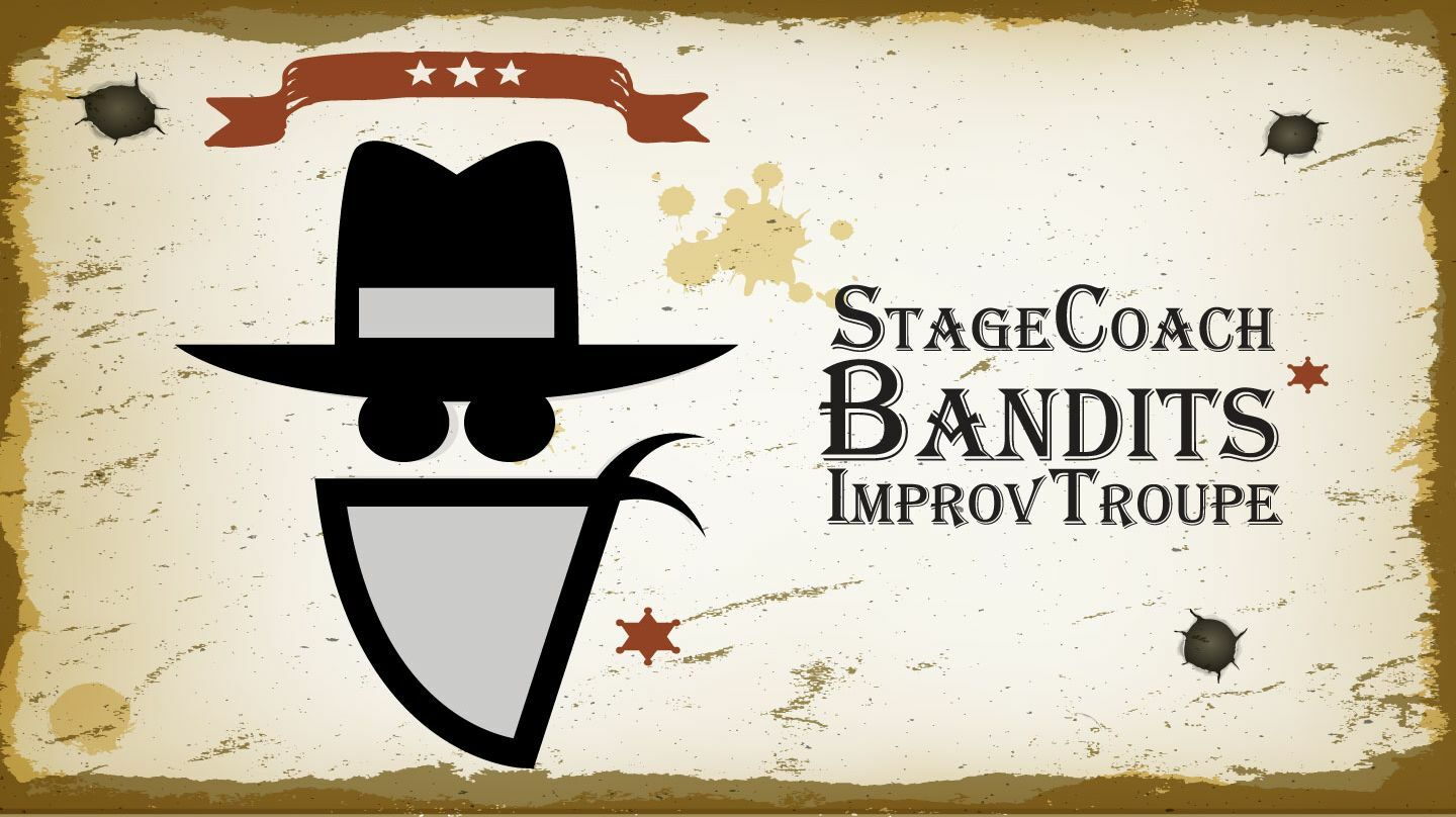 StageCoach Bandits Improv Comedy Show - Online