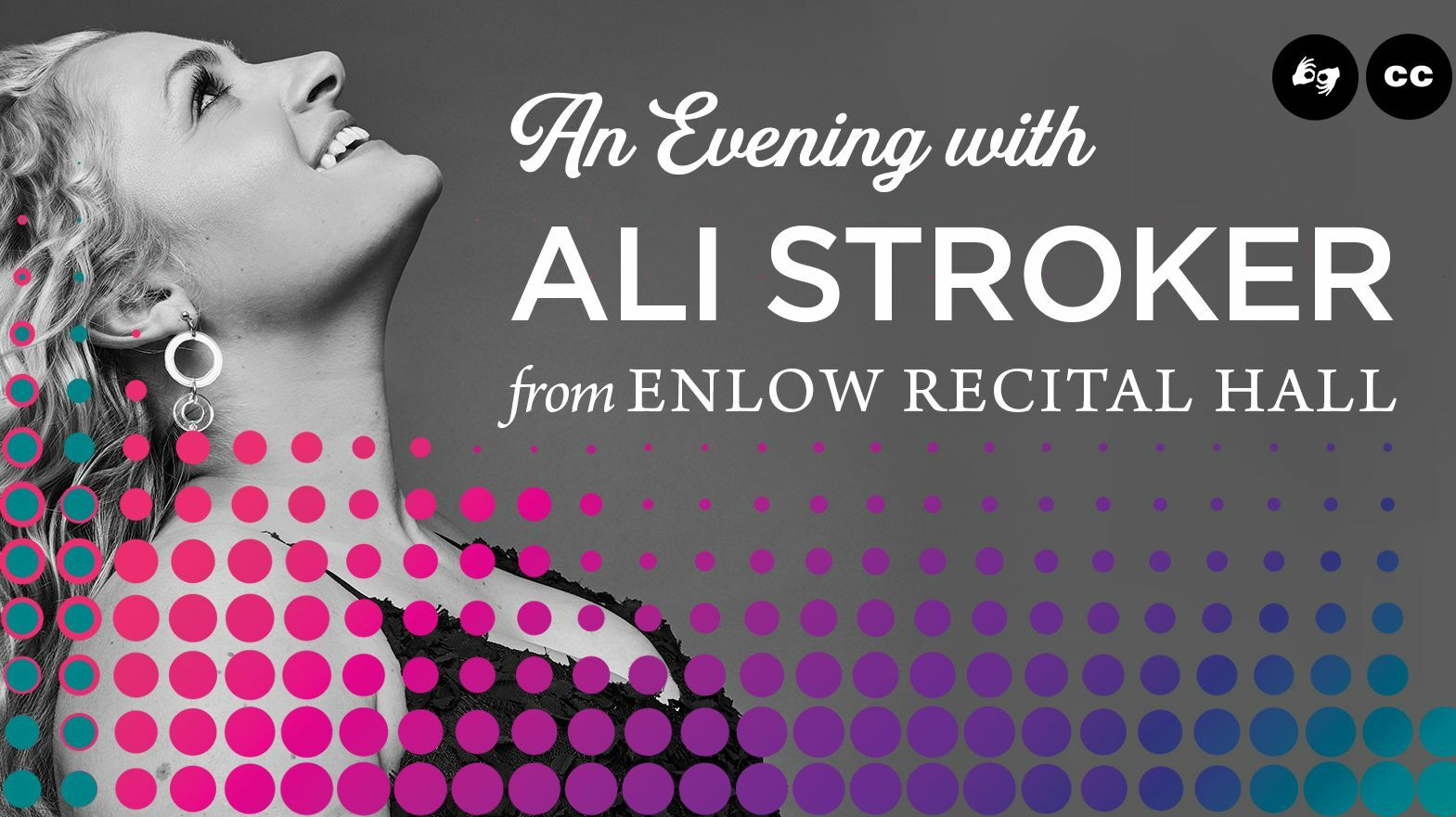 An Evening with Ali Stroker - Online
