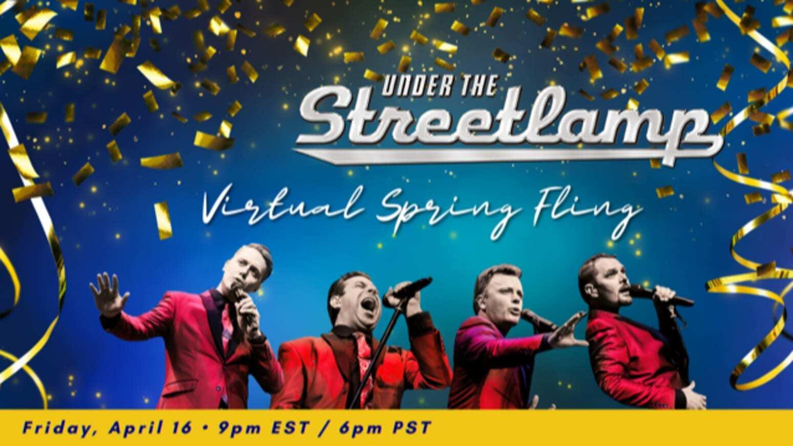 Virtual Spring Fling!