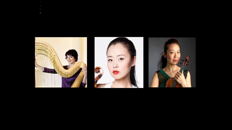 ECMSA: The Enchanted Harp -- Virtual Concert