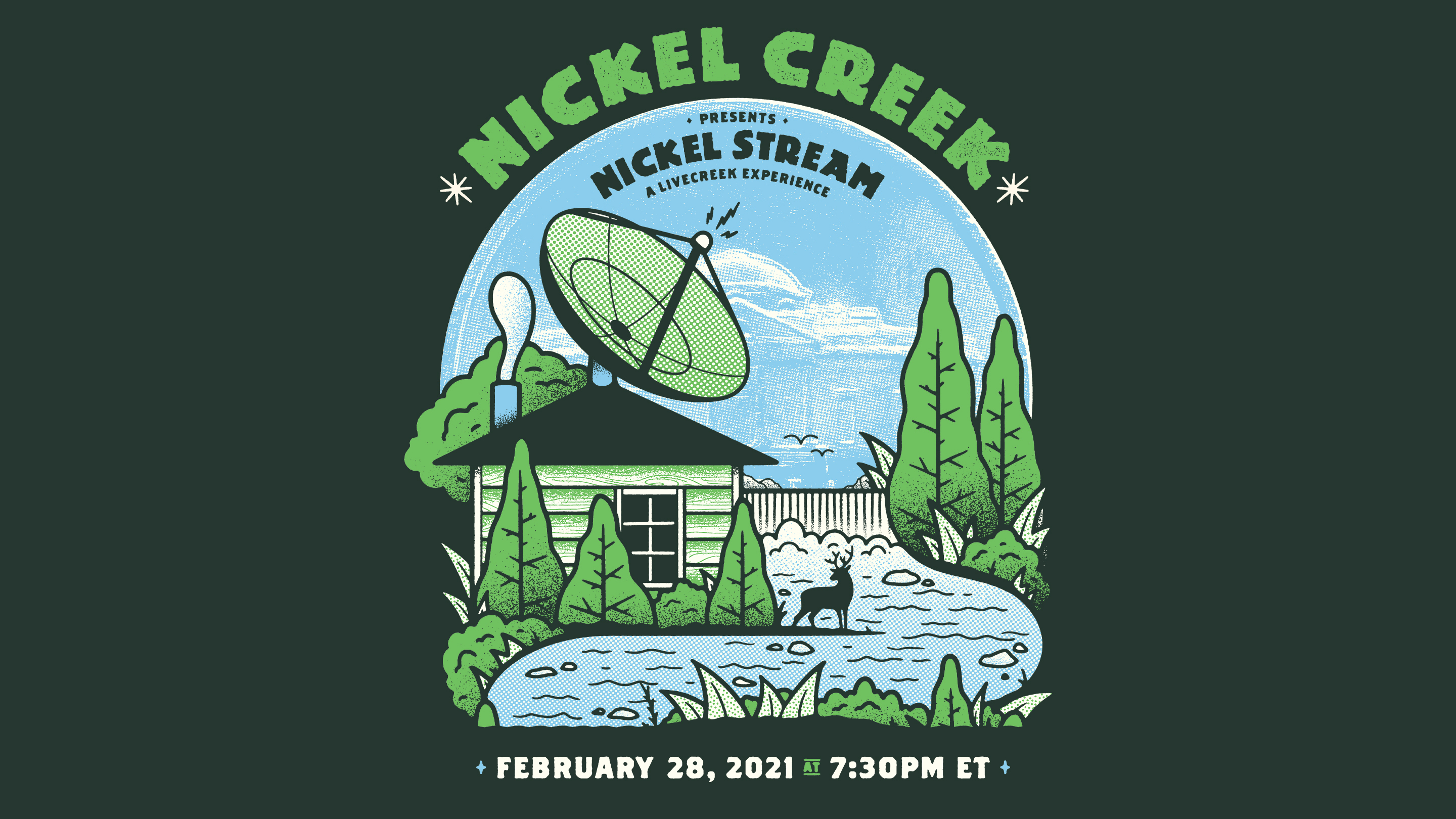 Nickel Creek - Online