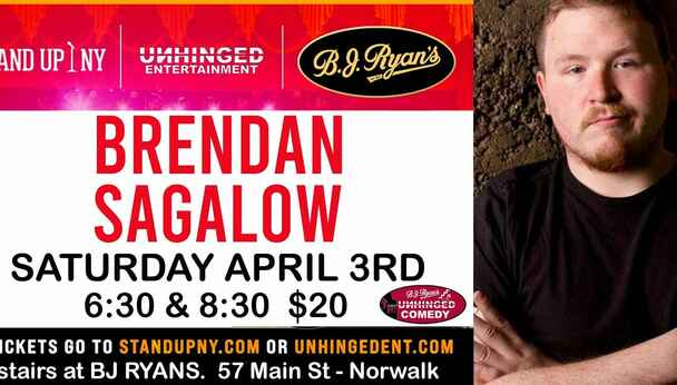 Unhinged Comedy presents: Brendan Sagalow