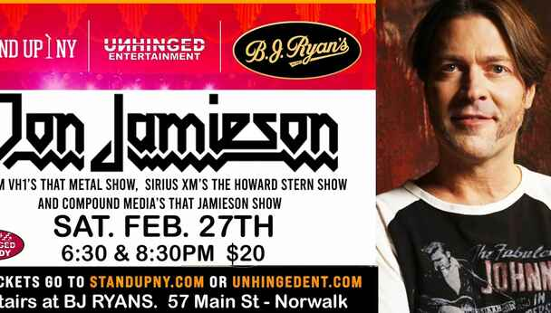 Unhinged Comedy Presents: Don Jamieson