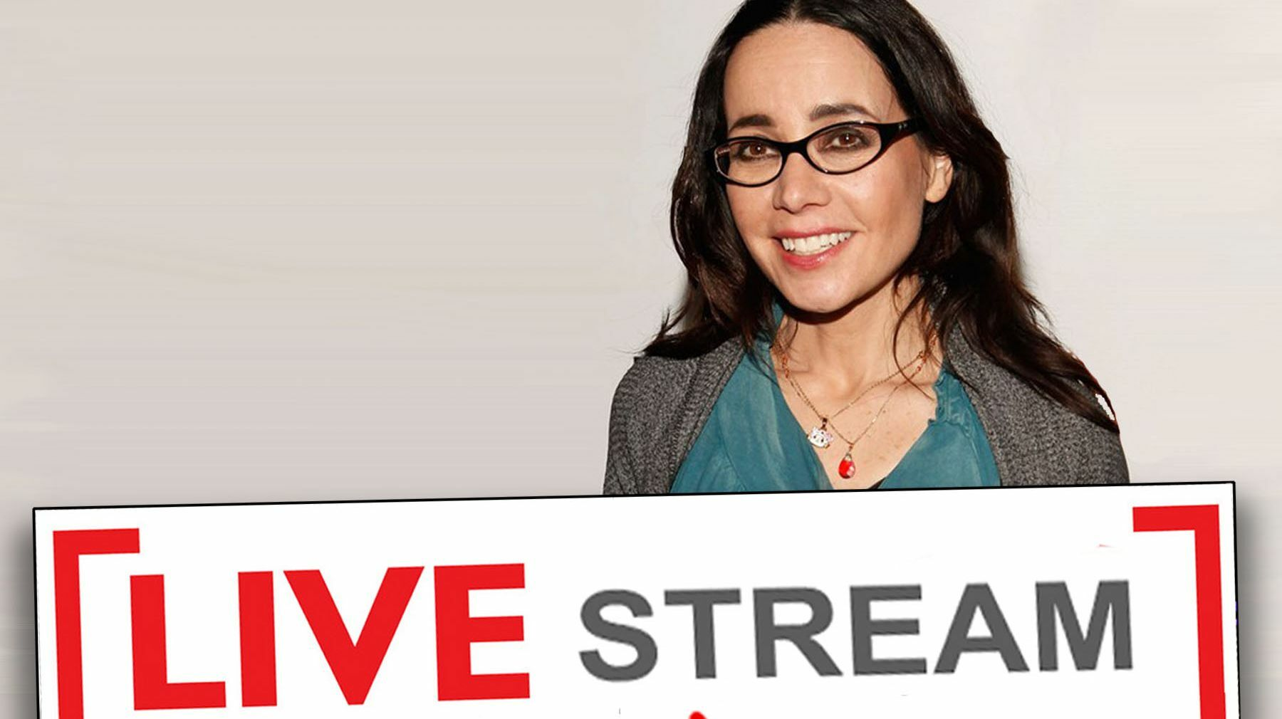 Janeane Garofalo - Standup Comedy Show Live-Stream!