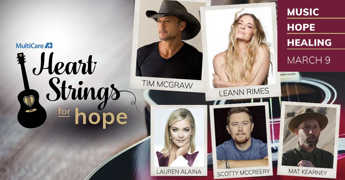 Heart Strings for Hope - Online