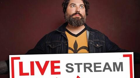 Stand-Up Comedy Live Stream
