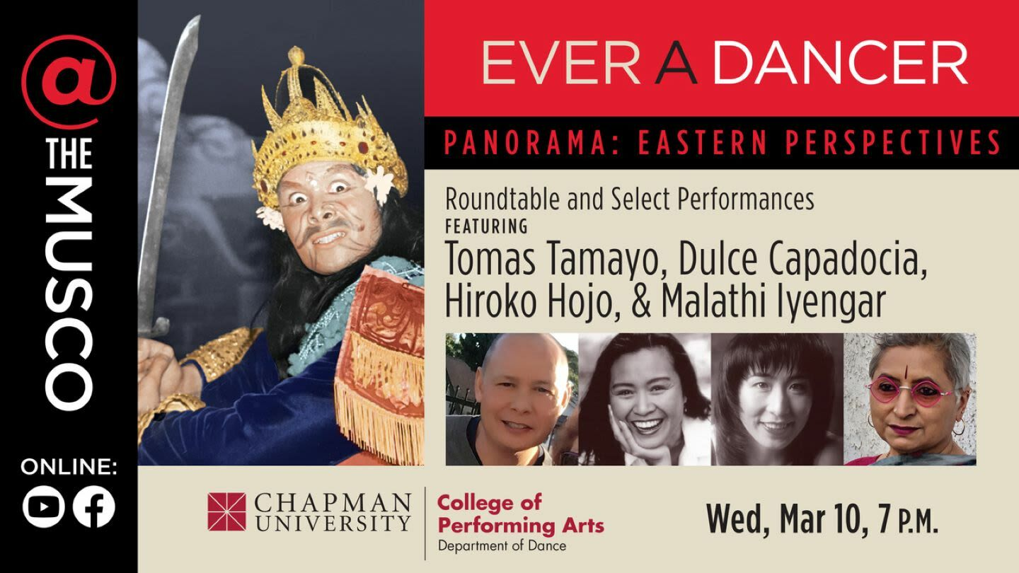 Ever A Dancer: Panorama: Eastern Viewpoints - Online