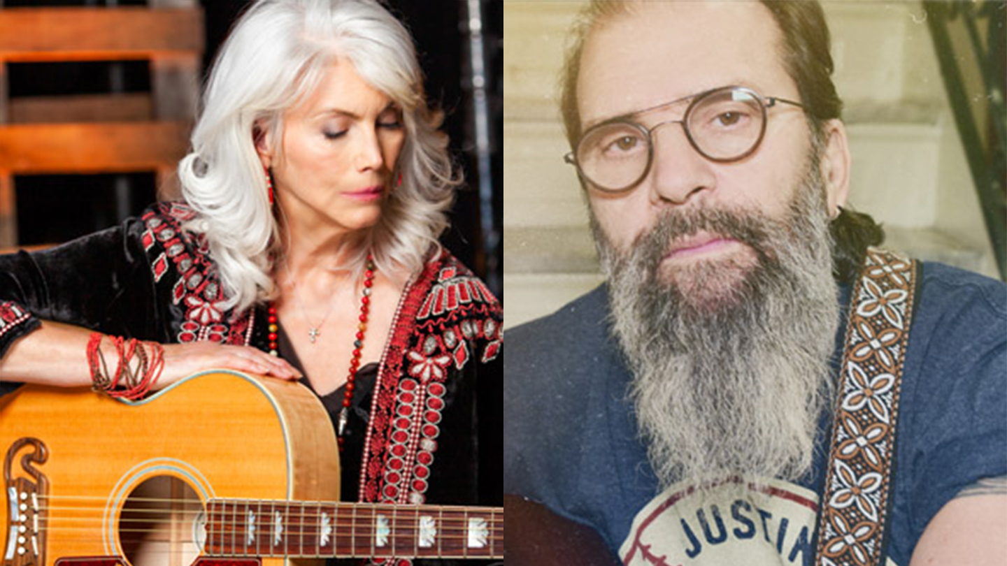Emmylou Harris and Steve Earle - Live from City Winery Nashville - Online