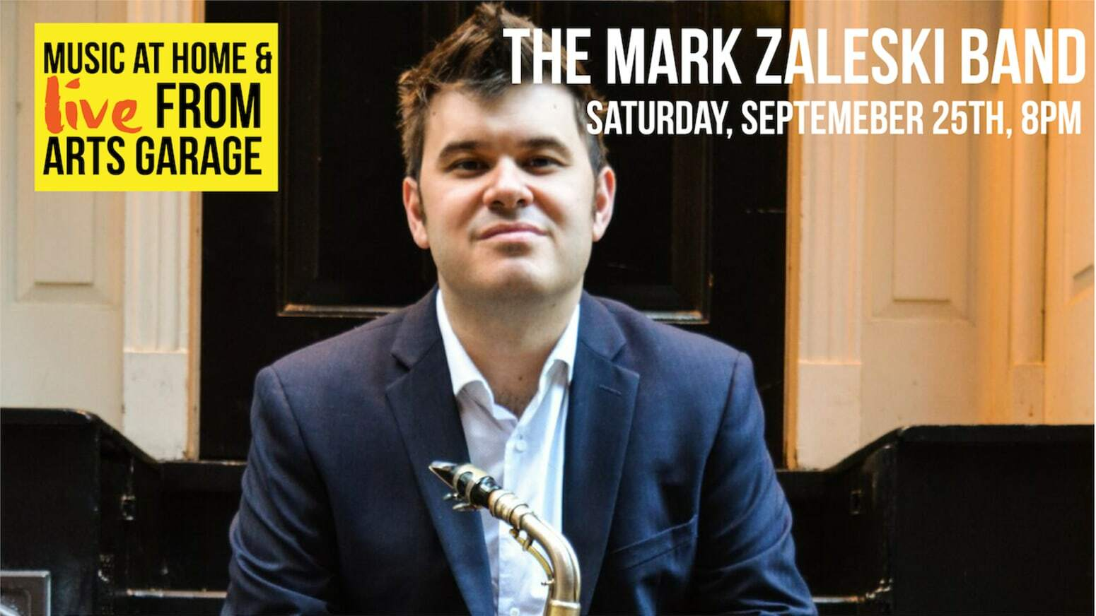 The Mark Zaleski Band - Online