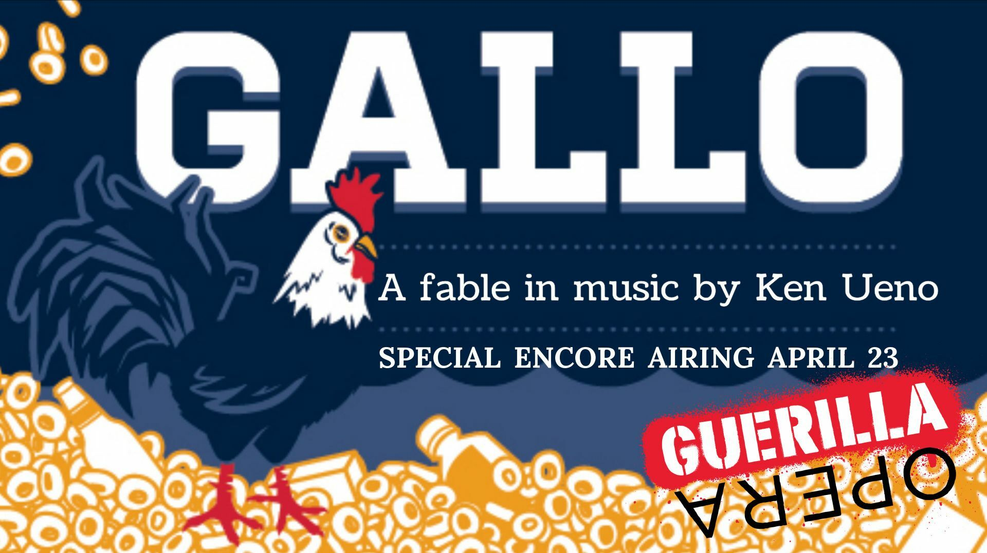 """""""Gallo, A Fable in Music"""" - Online"""