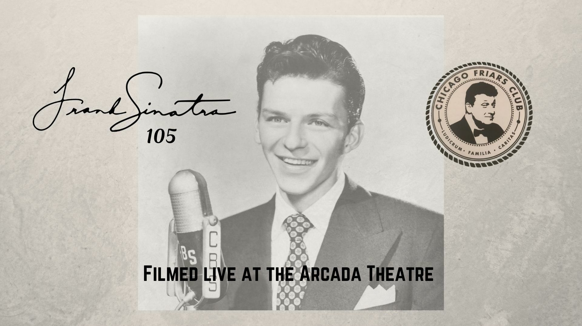 A Salute to Frank Sinatra on his 105th Birthday - Online