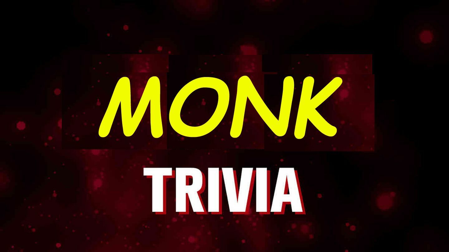 """""""Monk"""" Trivia (virtual with live host)"""
