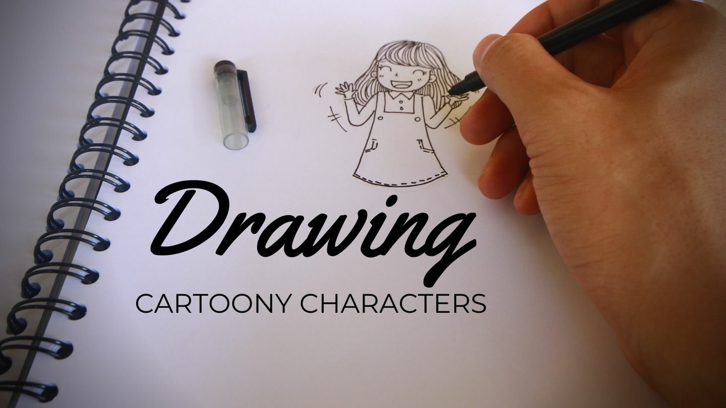 Drawing Cartoony Characters - Online