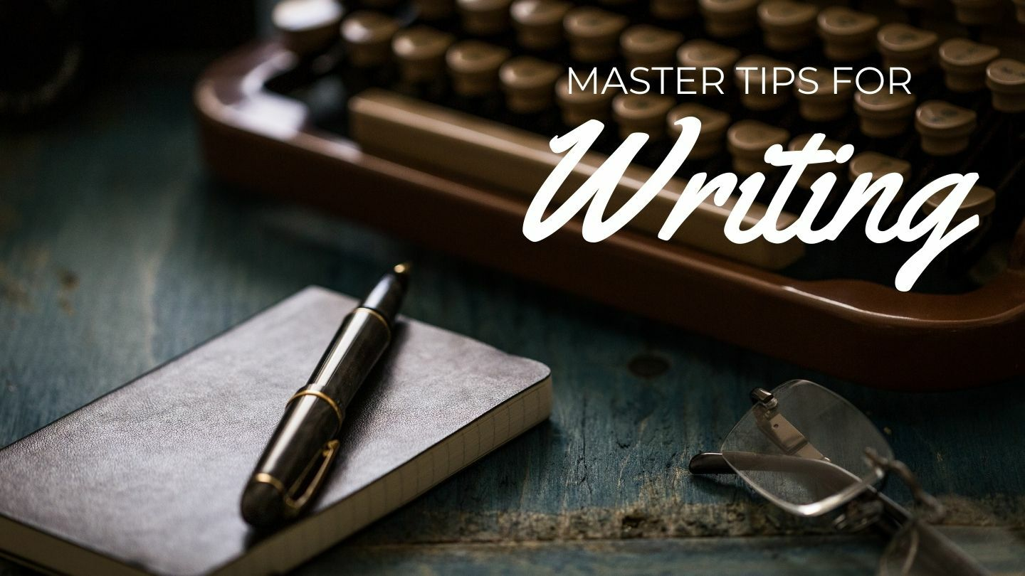 Creative Writing Course: Master Tips For Writing - Online