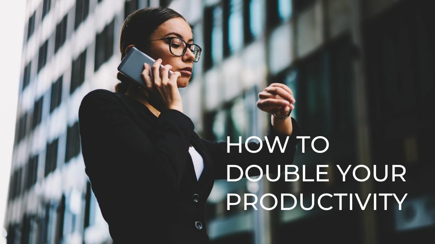 Time Management Course: How To Double Your Productivity - Online