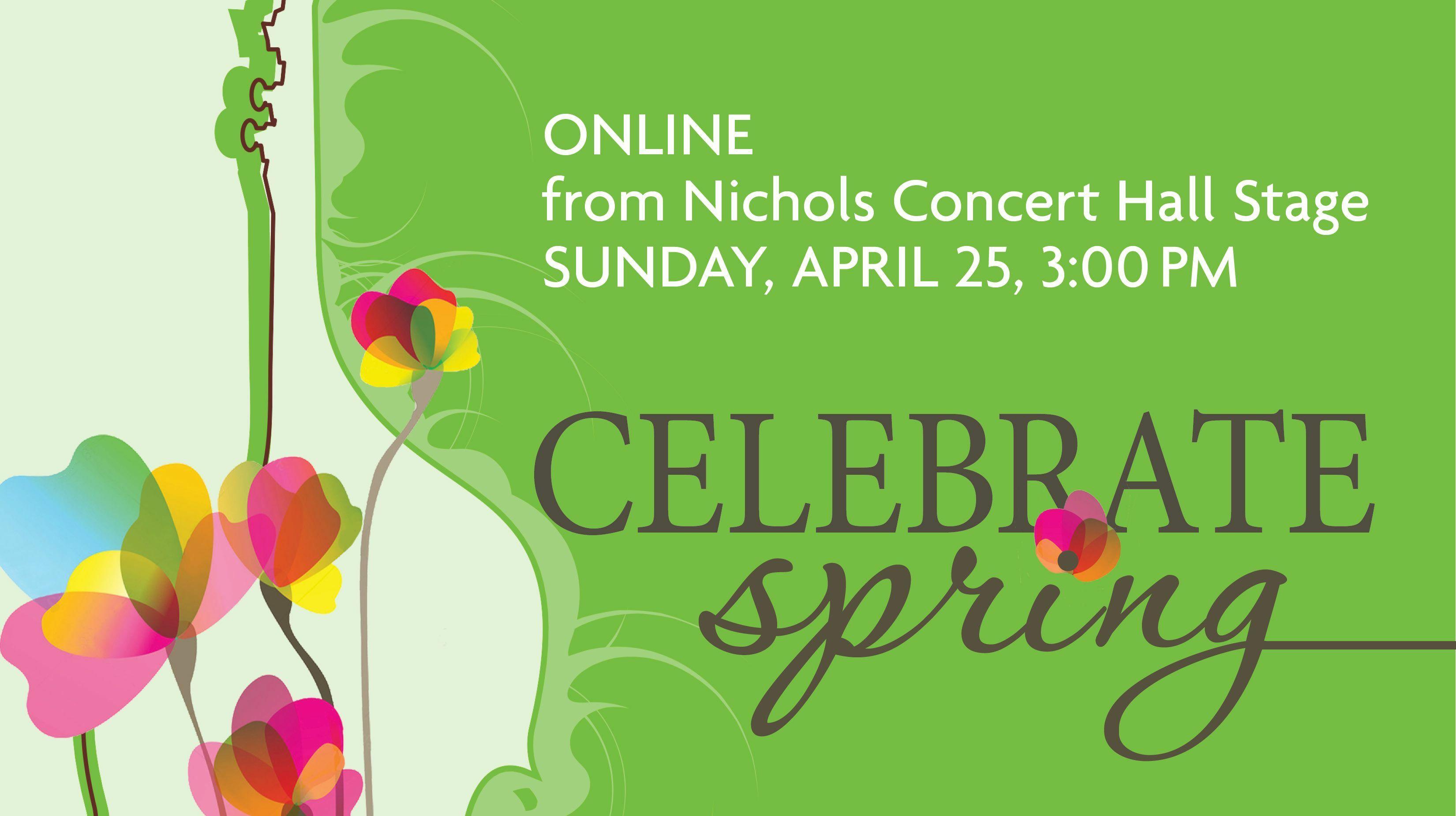 Celebrate Spring - Online