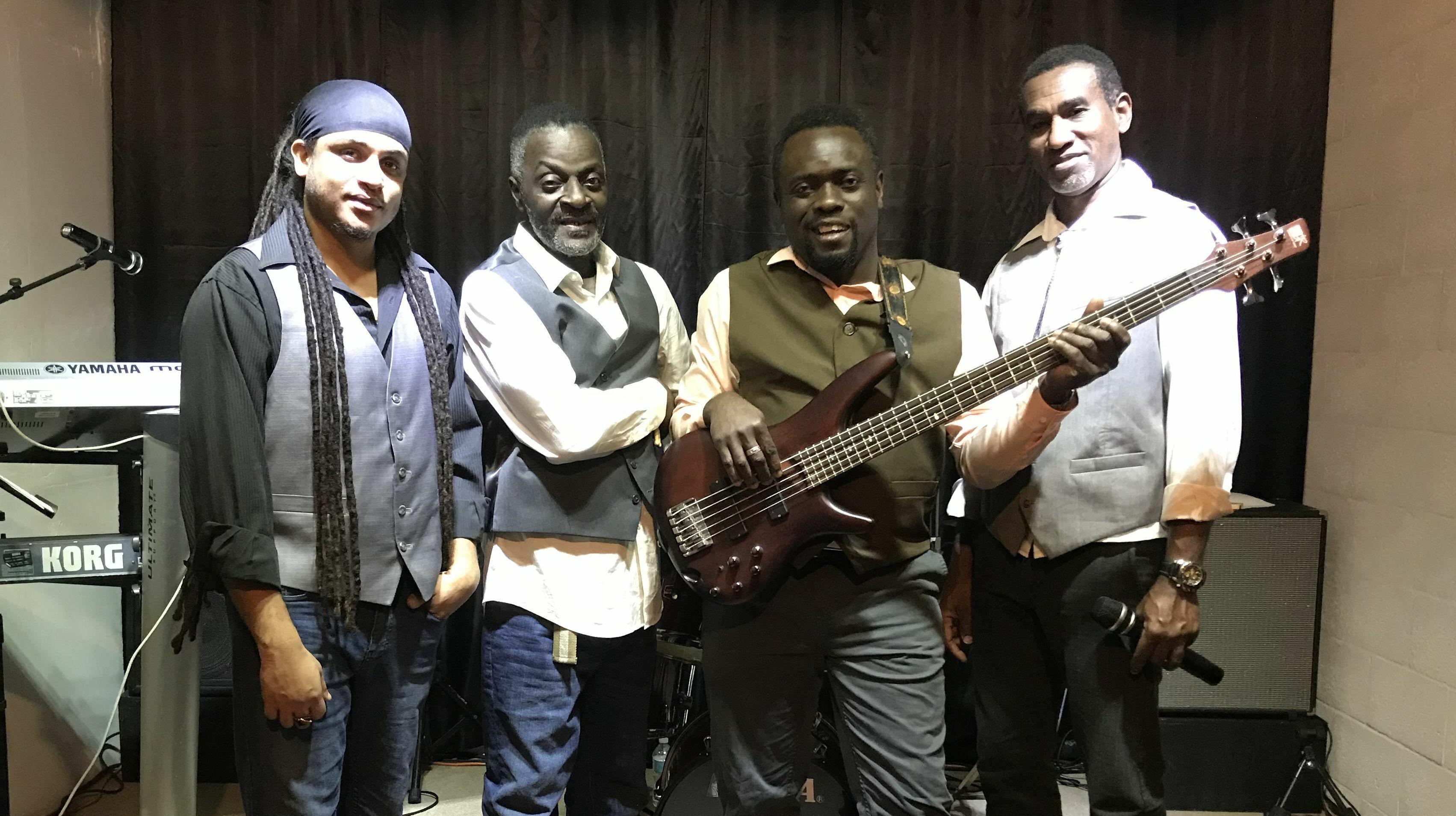 Live Stream Reggae Concert - Episode 1 - ifrolix band