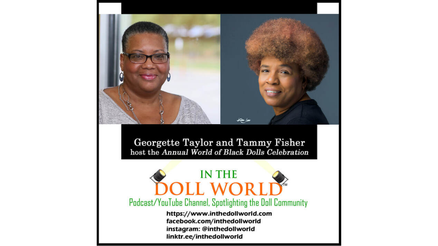 In The Doll World with Tammy & Georgette - Online