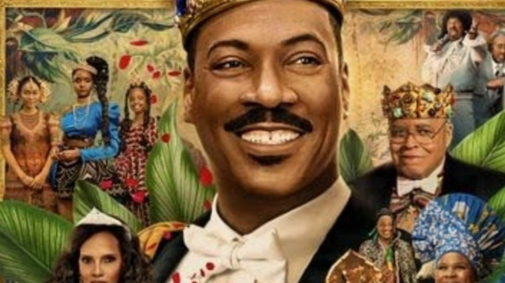 """""""Coming To America 2"""" - Analyzing Race Through Film 