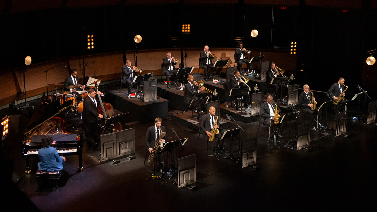 Jazz at Lincoln Center's Virtual Gala 2021 - Innovation + Soul