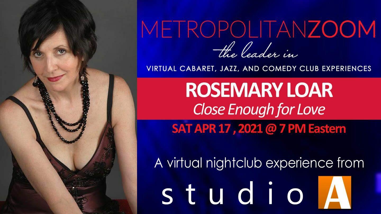 Rosemary Loar: