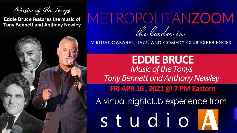 Eddie Bruce: