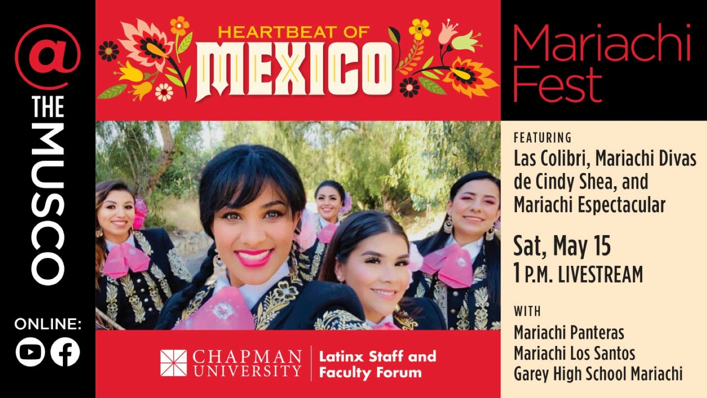 """""""Heartbeat of Mexico"""": Mariachi Fest - Online"""