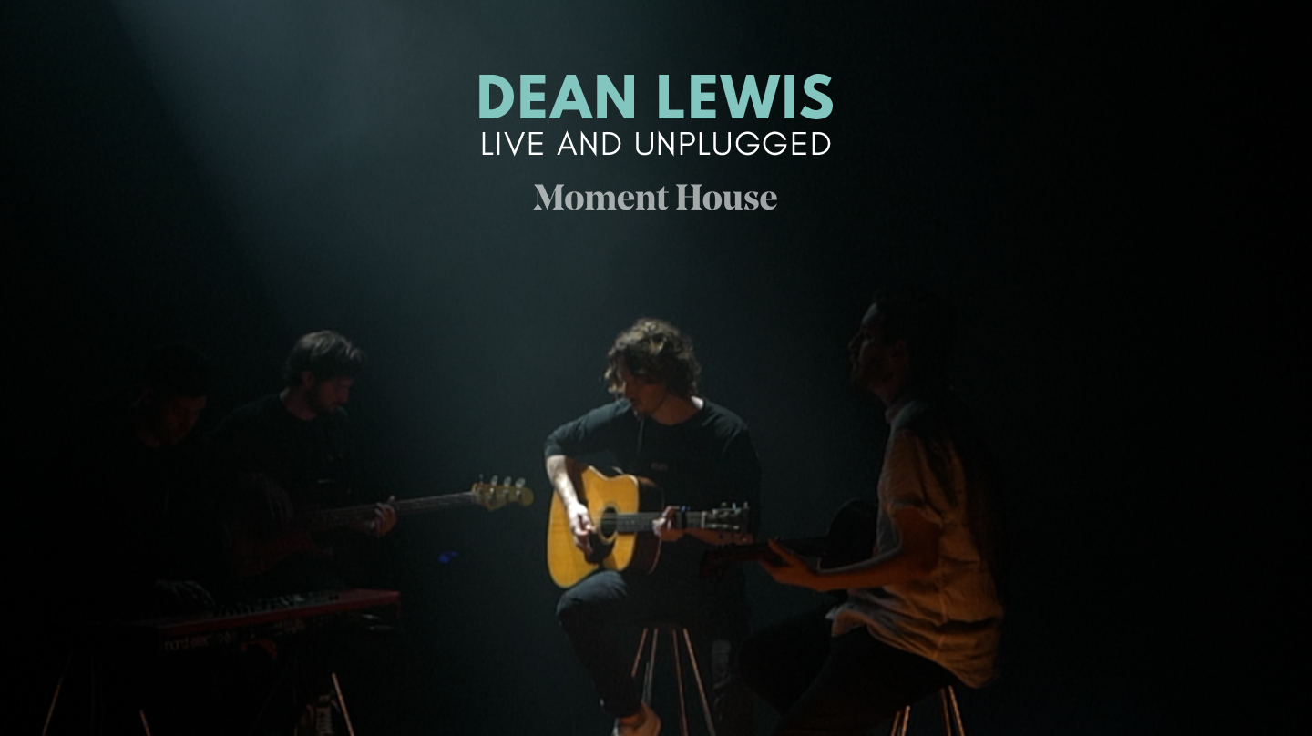 Dean Lewis: Live & Unplugged - Online