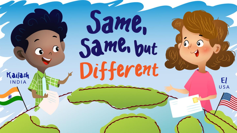 """Same, Same, But Different"" - Online"