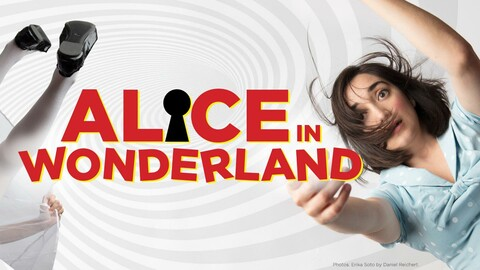 """A Noise Within presents """"Alice in Wonderland"""" - Online"""