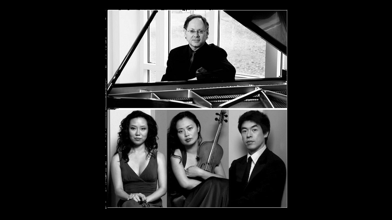 ECMSA: Brahms Piano Quartet in G Minor - Virtual Concert