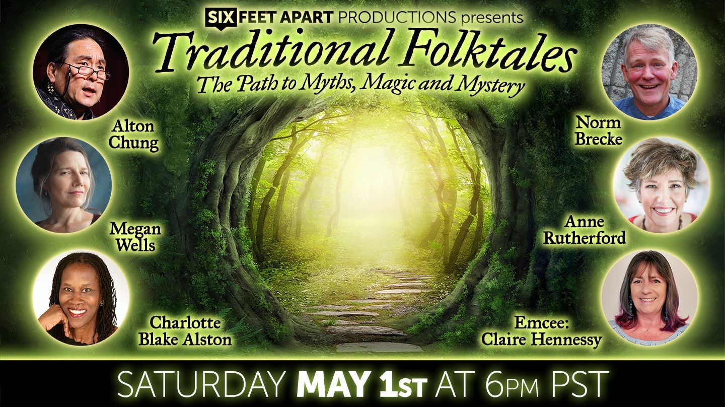 Traditional Folktales: The Path to Myths, Magic and Mystery - Online