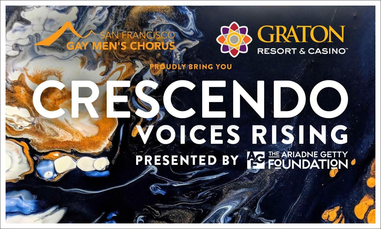Crescendo Voices Rising - Online