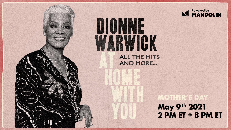 Dionne Warwick - Online