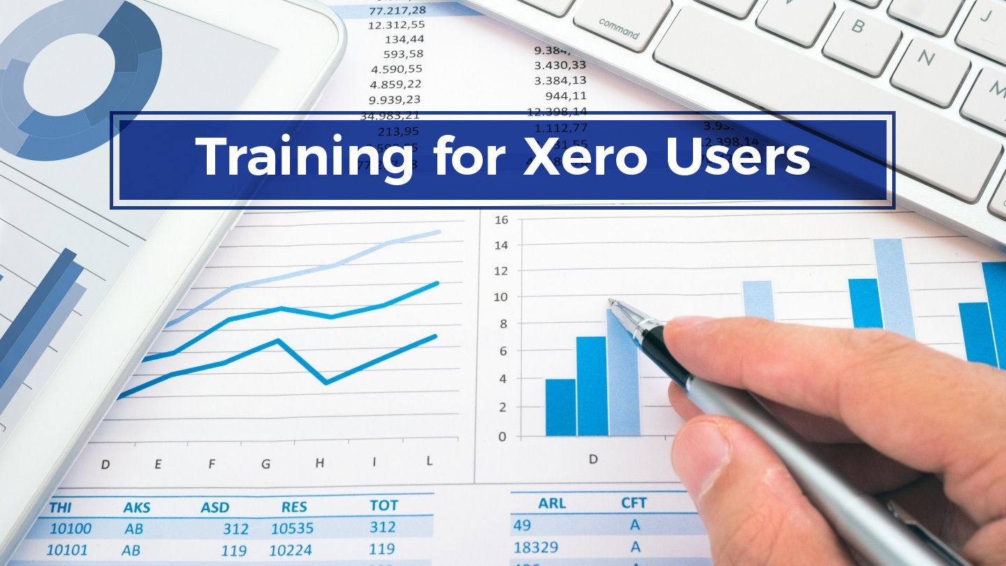 Training For Xero Users - Online