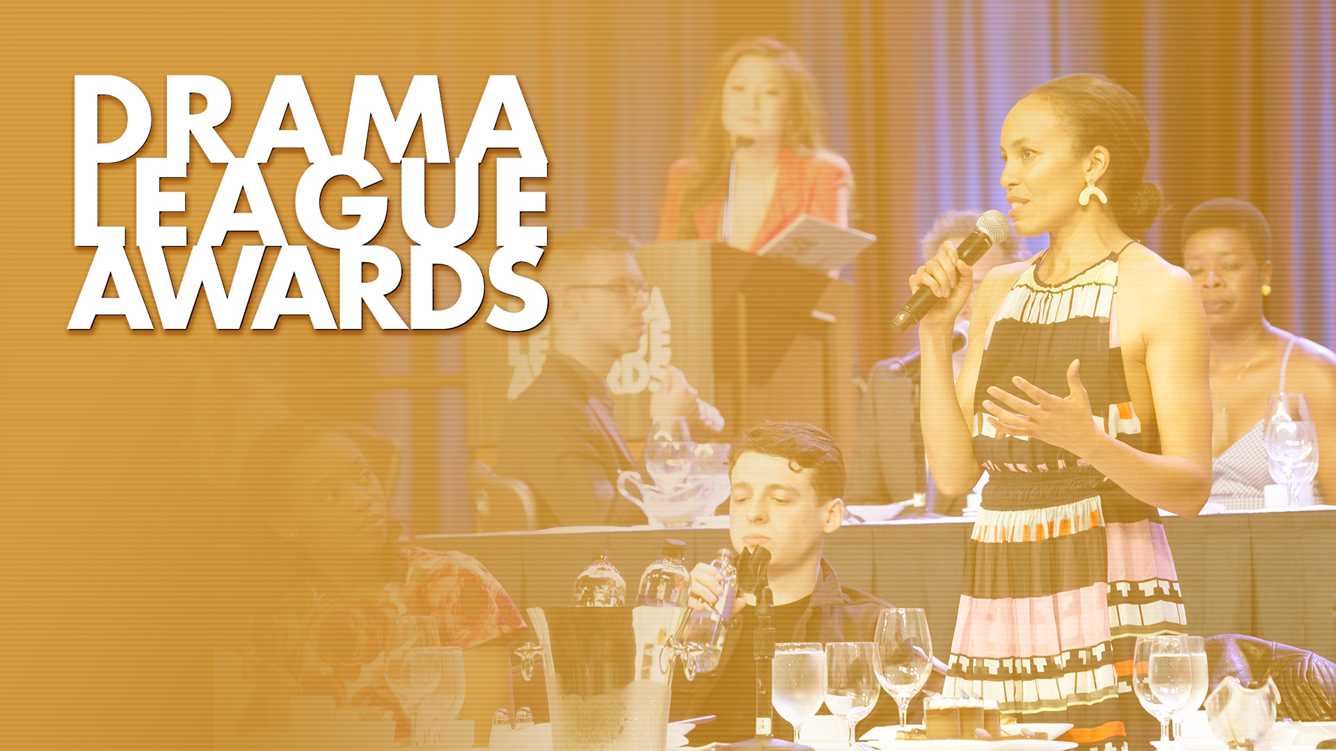 The 87th Annual Drama League Awards - Online