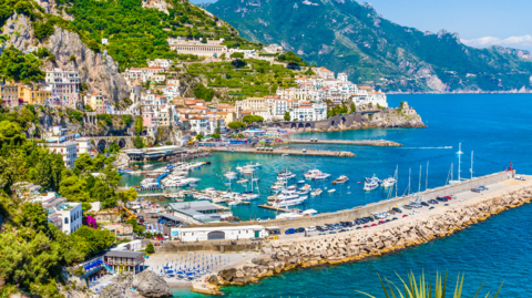 The Divine Amalfi Coast & Capri: A Virtual Visit