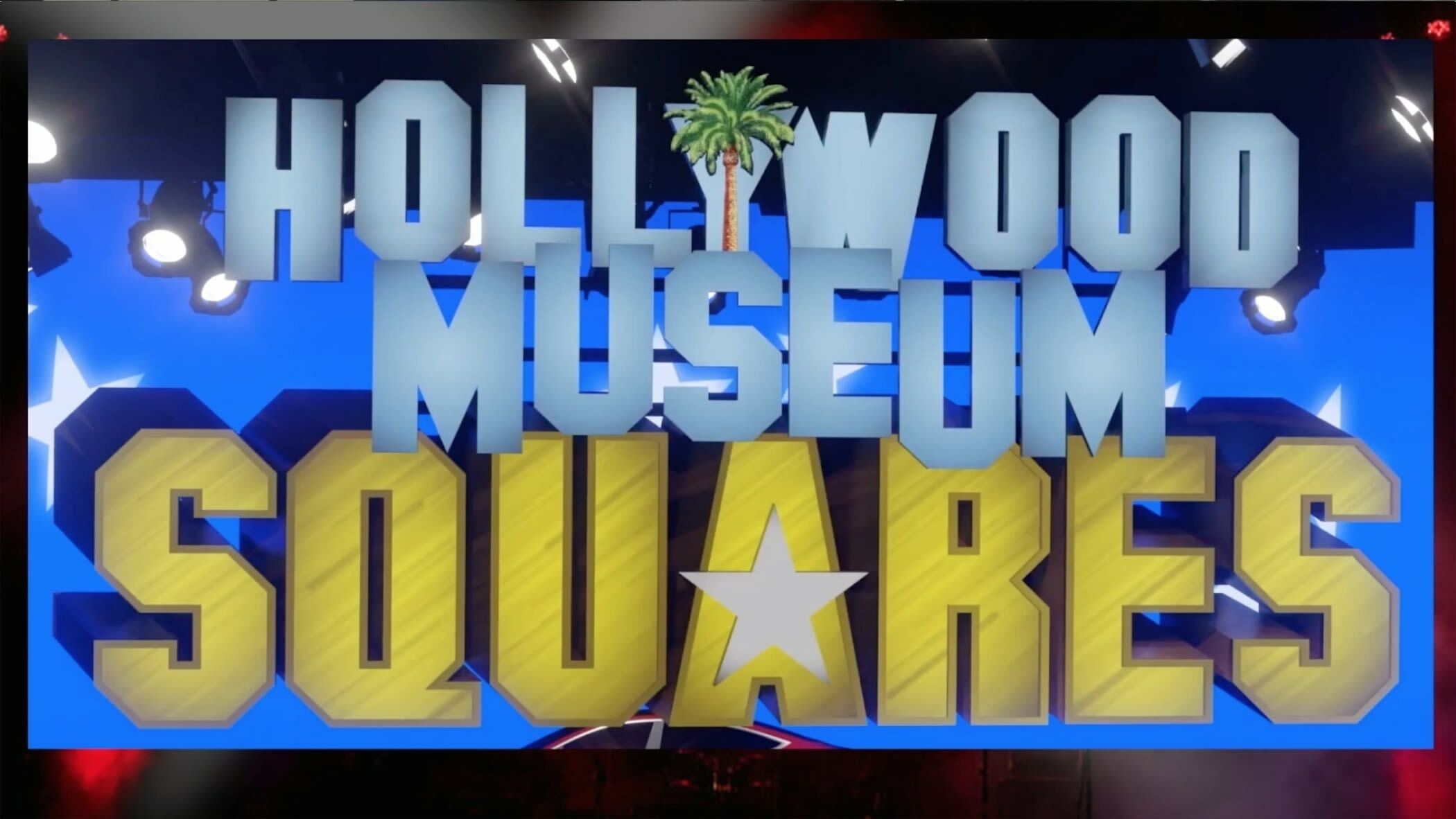 The Hollywood Museum Squares