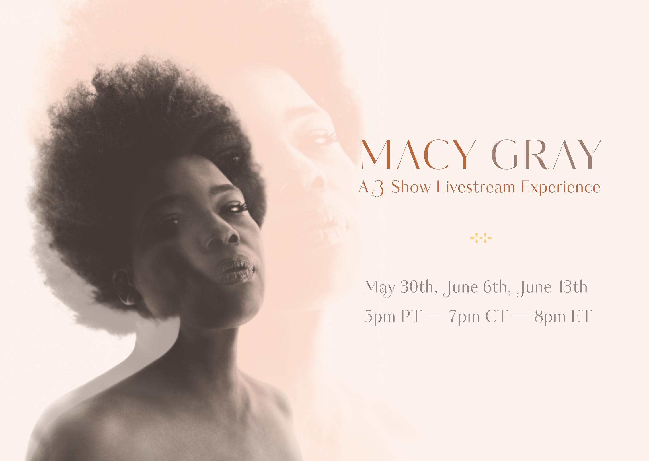 Macy Gray - Online