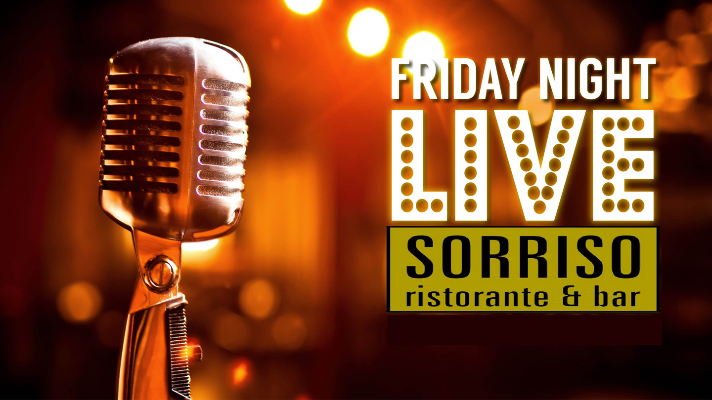 Friday Night Live: The Golden Era of Music Dinner Show