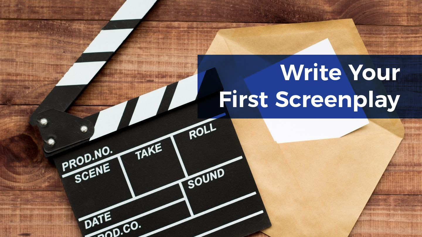 Write Your First Screenplay Or Short Film With Final Draft - Online