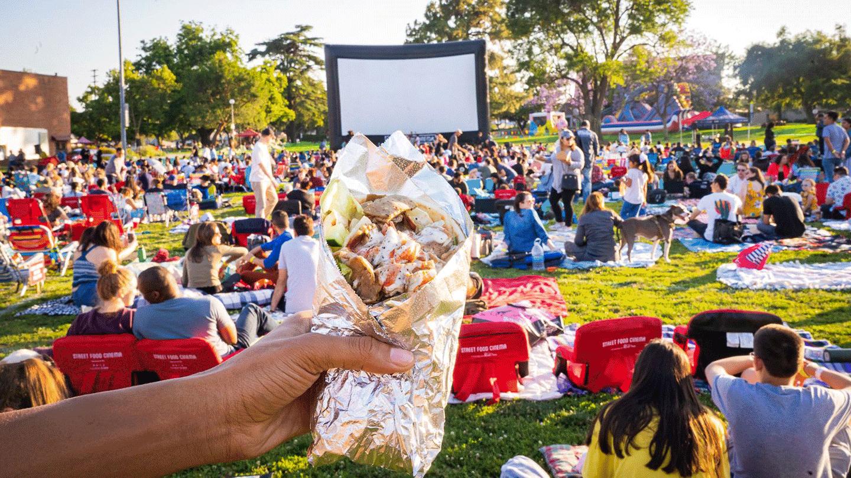 Street Food Cinema: King Gillette Ranch