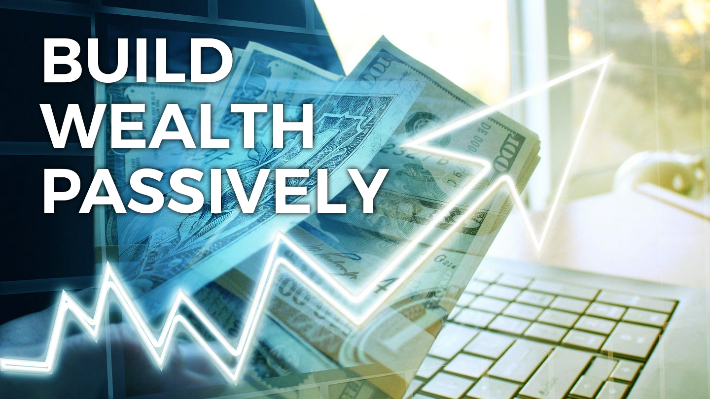 The Passive Investing Blueprint: Build Wealth Passively - Online
