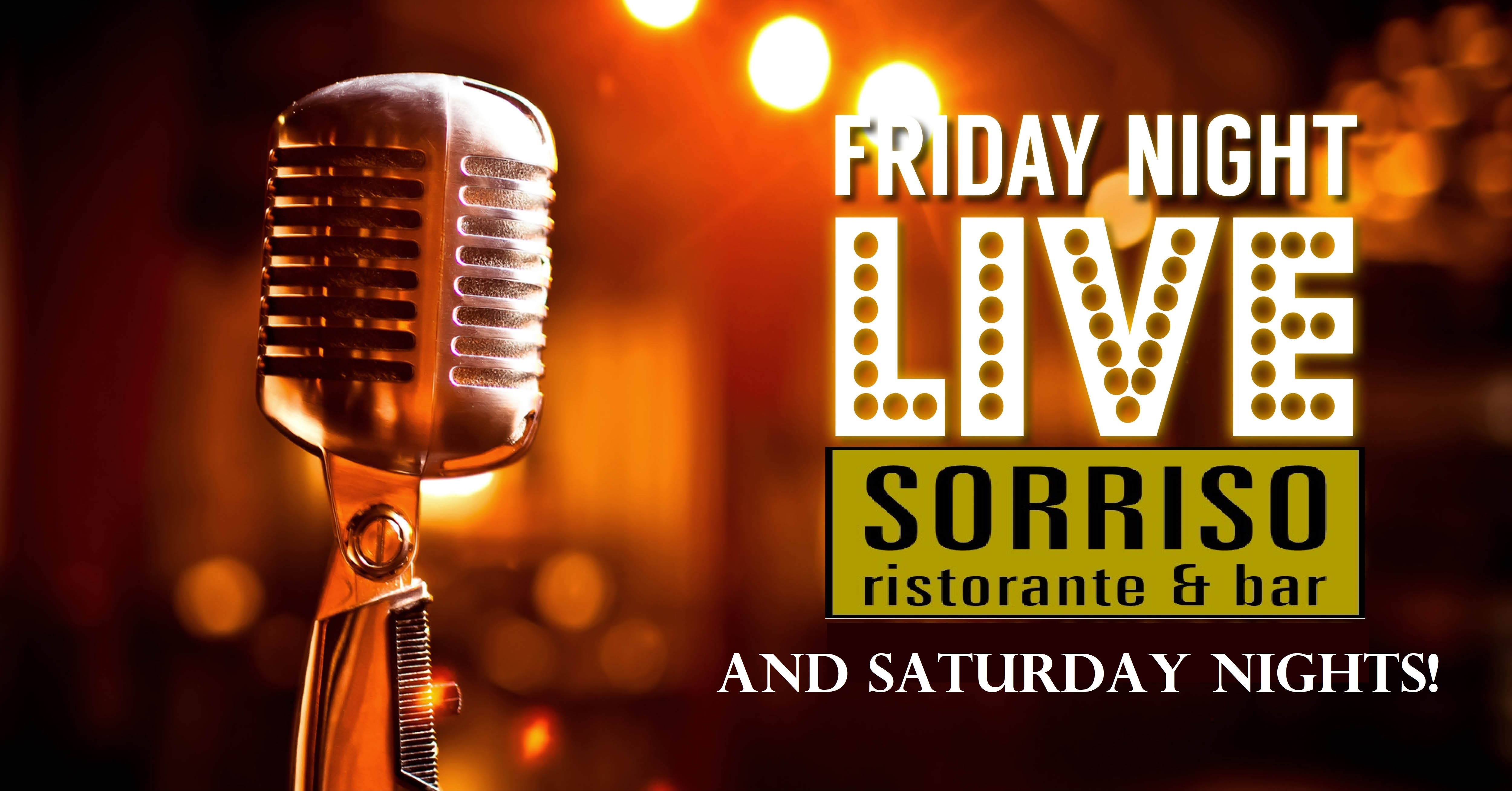 Friday & Saturday Night Live: The Golden Era of Music Dinner Show